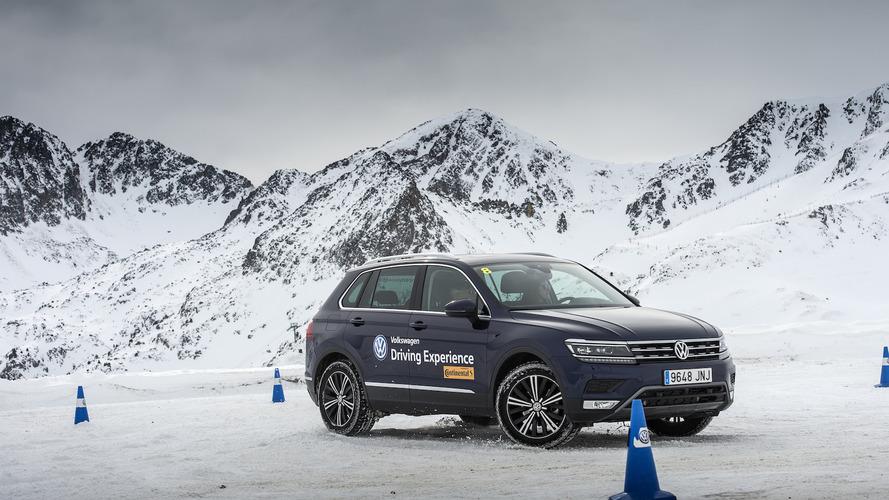 Volkswagen presenta sus cursos de conducción para 2017