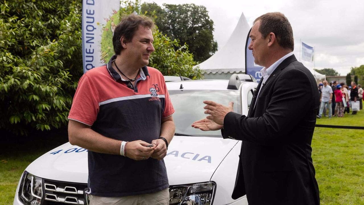 Pique-nique Dacia