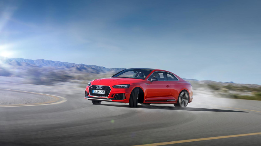 El 0 a 160 km/h del Audi RS 5 Coupé 2017, en vídeo