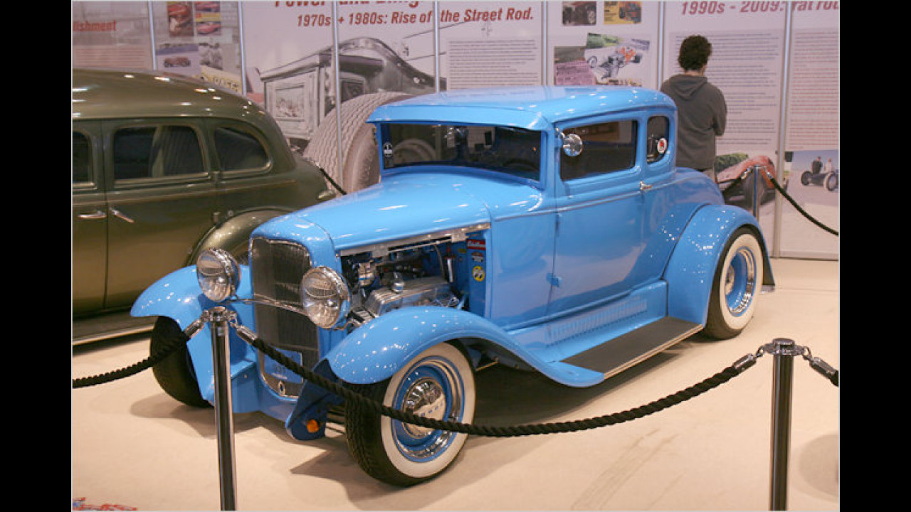 1931 Ford Model A Coupé