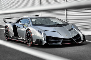 Lamborghini's Upcoming Hypercar Will Be Limited to Just 20 Examples