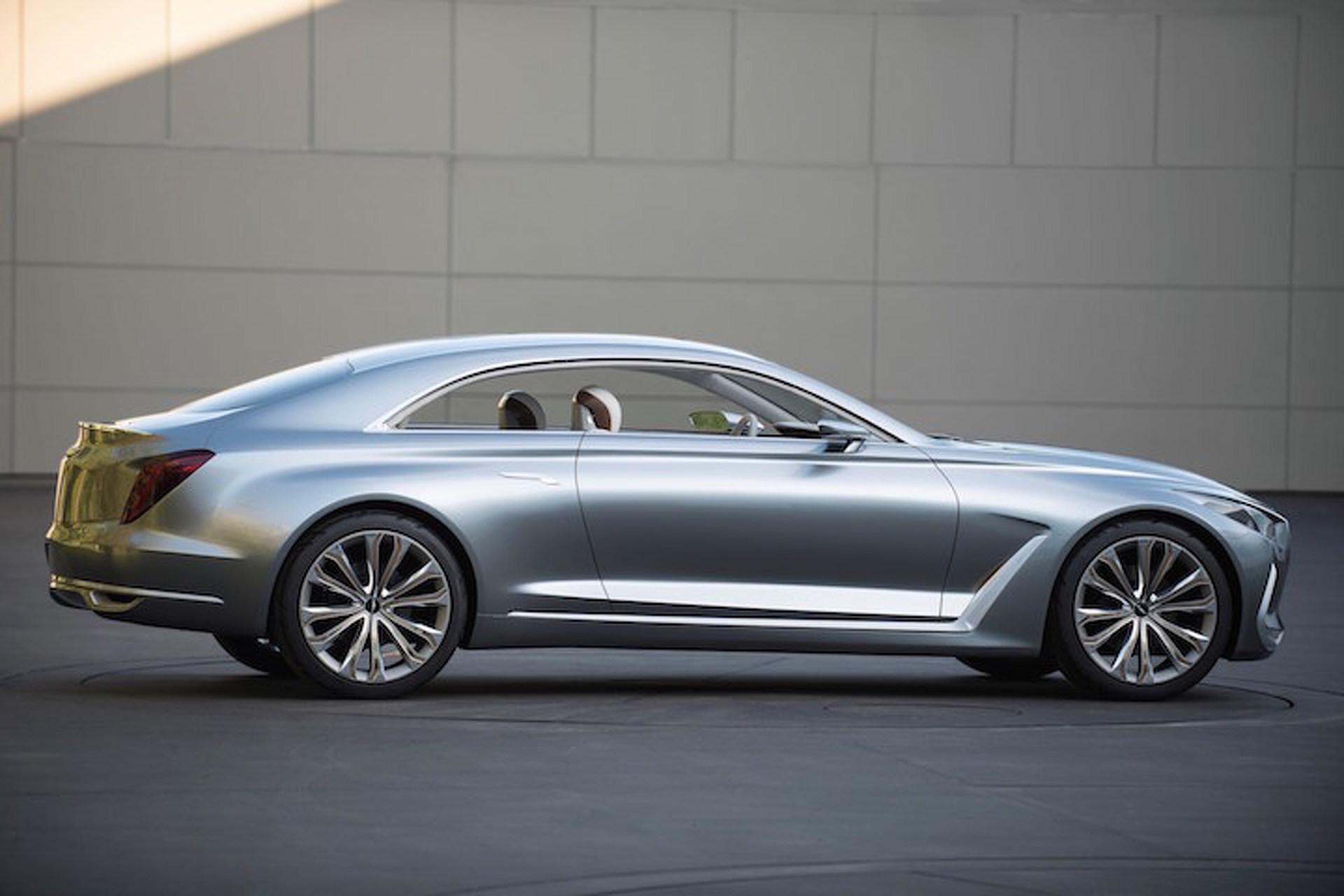 Hyundai Vision G Concept Previews a Pretty Future for the Genesis