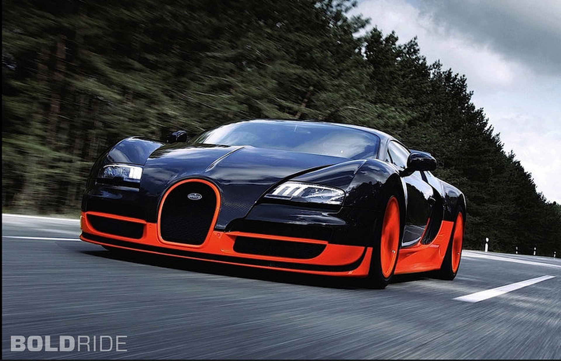 "New Bugatti Model Coming in 2016: ""Not a Veyron Replacement"""