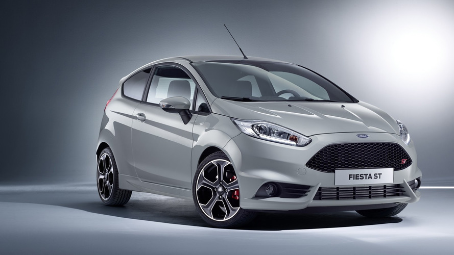 Ford Fiesta ST200 costs £22,745 in U.K.