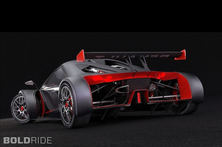 Renault Needs to Build this Insanely Sexy Concept