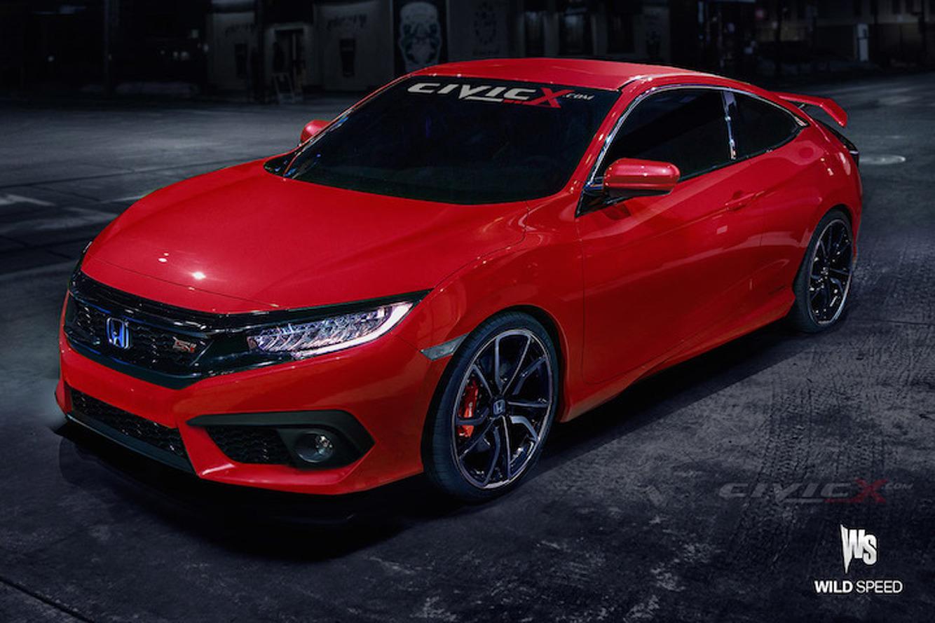A New Honda Civic Si Won't Be Ready Until 2017—May Have 230HP