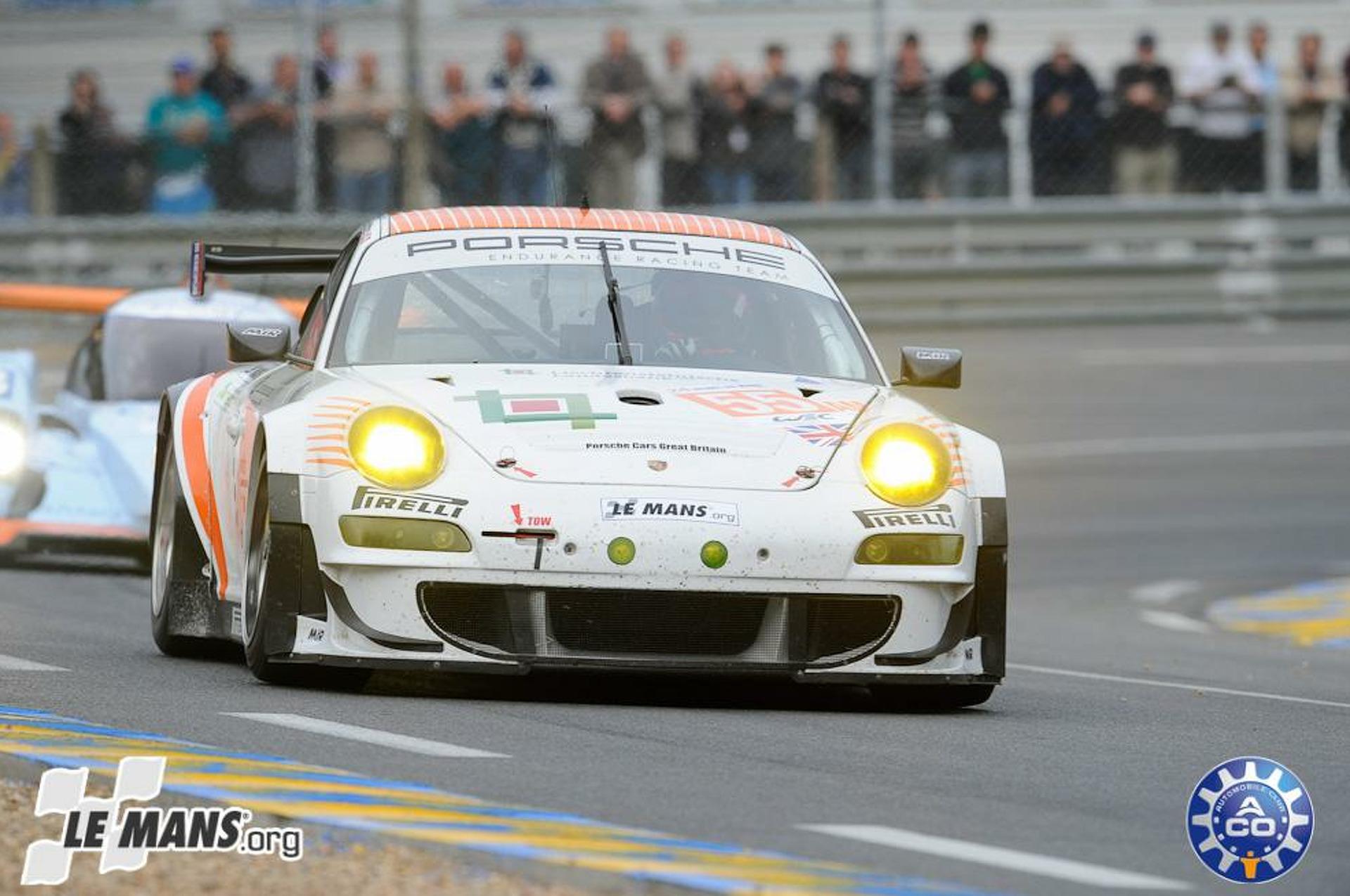 2012 Le Mans Race Guide