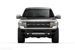 Unveiled: 2013 SVT Raptor, now in 1.62% strength