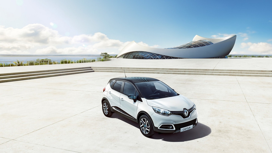 Renault Captur Wave brings extra cosmetic touches