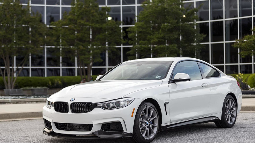 BMW I ZHP Coupe Unveiled With Bhp - 435i bmw coupe