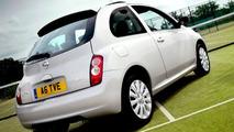Nissan Micra Active Luxury