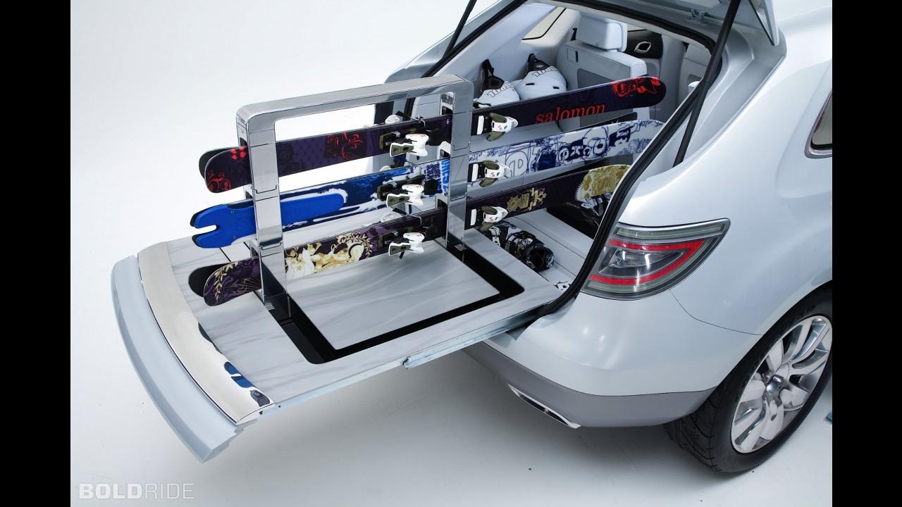 Saab 9-4X BioPower Concept