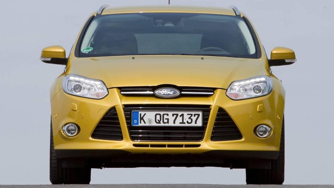 Ford Focus, tercera generación (2010)