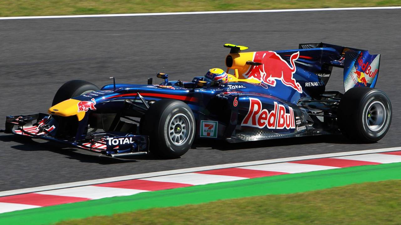 2010: Red Bull-Renault RB6