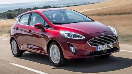 Novo Ford Fiesta 2019 tem patente registrada no Brasil