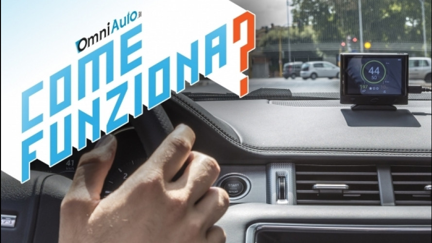 Coyote, come funziona il rivelatore di autovelox [VIDEO]
