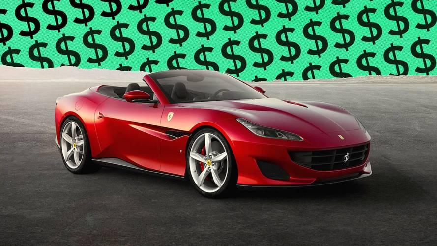 10 opcionais mais absurdos e caros da Ferrari Portofino