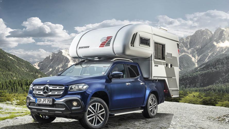 Der Pick-up als Abenteuermobil