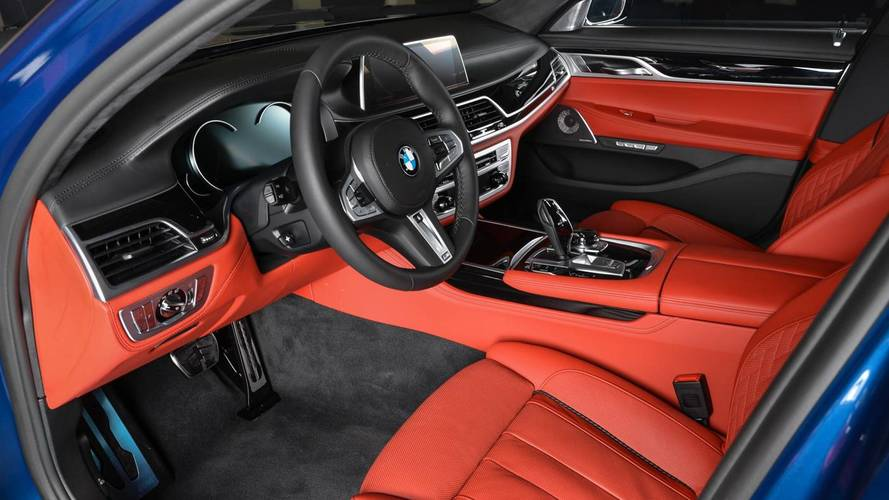 Avus Mavisi BMW 750Li