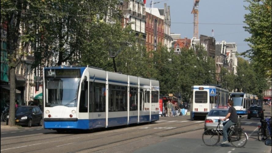 Inquinamento, solo l'Olanda verso lo stop a benzina e diesel