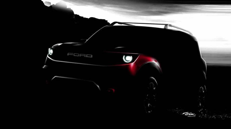 Ford mostra teaser do Bronco e confirma mais um SUV