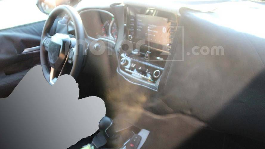 2019 Toyota Corolla iM (Auris) casus fotoğraflar