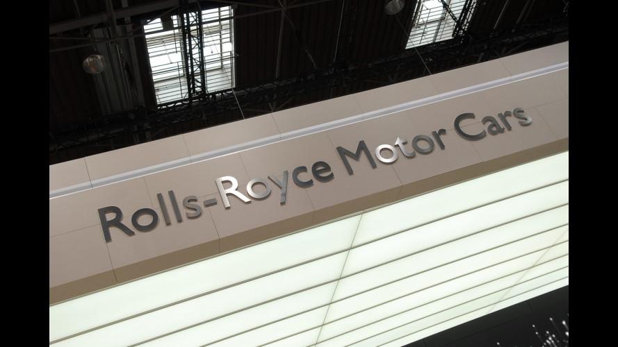 Rolls-Royce al Salone di Parigi 2010