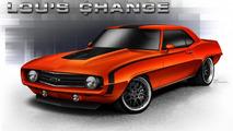Lou's Change 1969 Camaro 29.10.2013