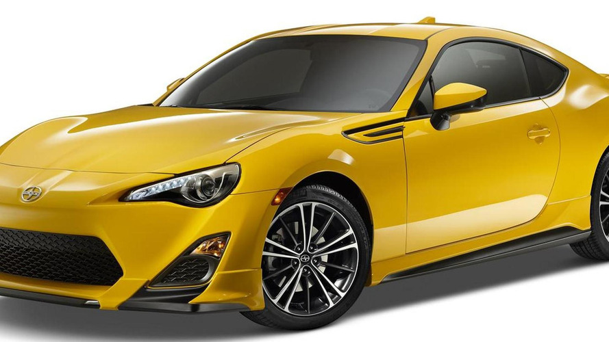 Scion FR-S Release Series 1.0 available on order from $29,990 [video]