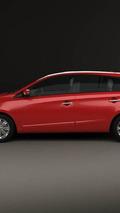 2014 Toyota Yaris rendering 11.12.2013