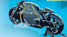 Lotus C-01 leaked official render