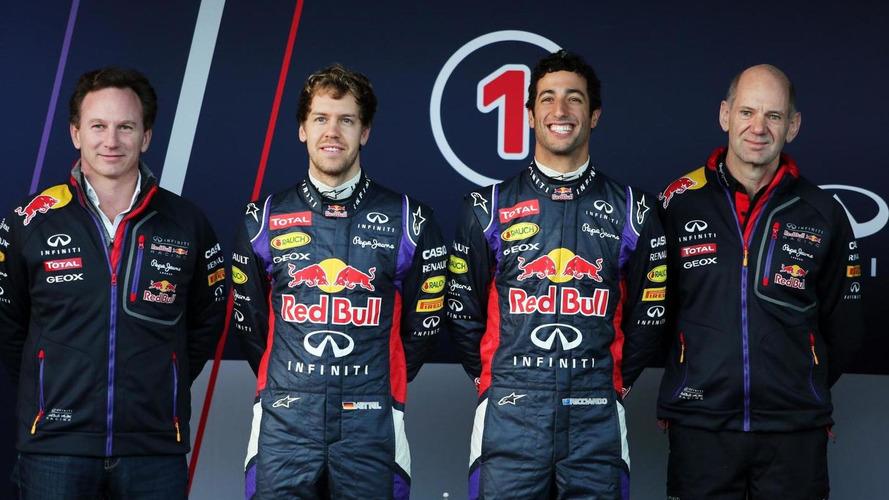Red Bull making 'progress' amid crisis - Ricciardo