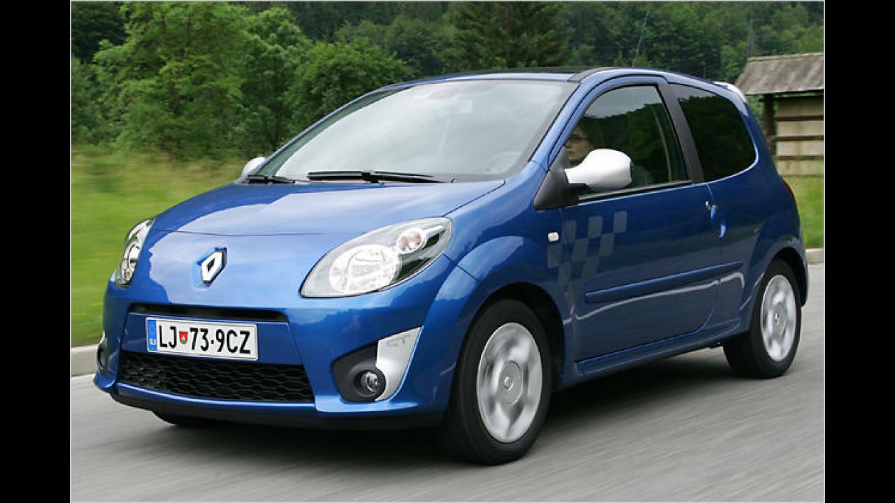 Renault Twingo im Test