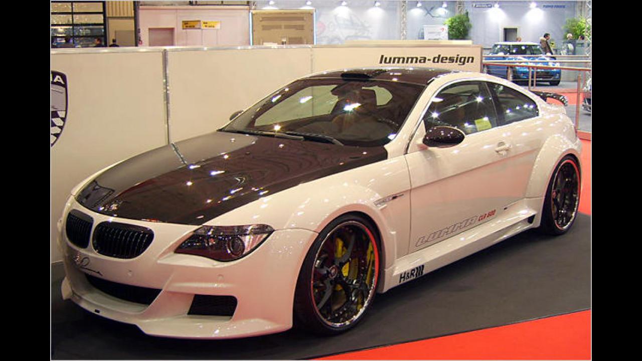Lumma BMW M6 (Essen 2006)
