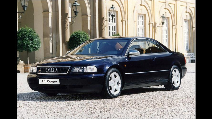 Audi A8: Wer kennt das Coupé?