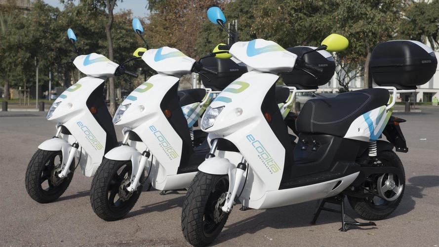 eCooltra aumentará su flota a 3.000 scooters eléctricos antes de final de año
