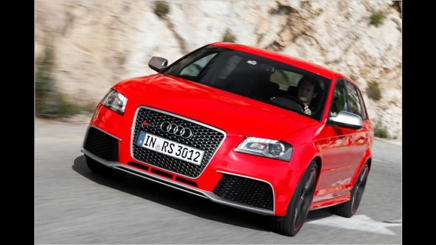 Still the best? Der neue Audi RS 3 Sportback im Test