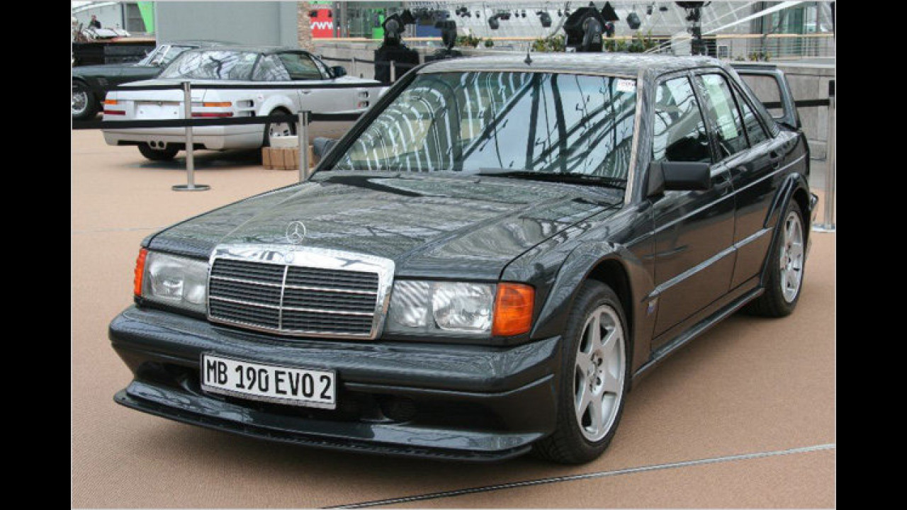 Mercedes 190 E 2.5 16V Evolution 2 (1990)