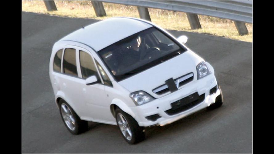 Erwischt: Opel plant ein kleines SUV