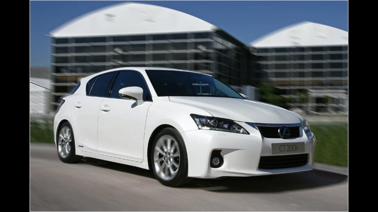 Lexus: Alles aus Japan
