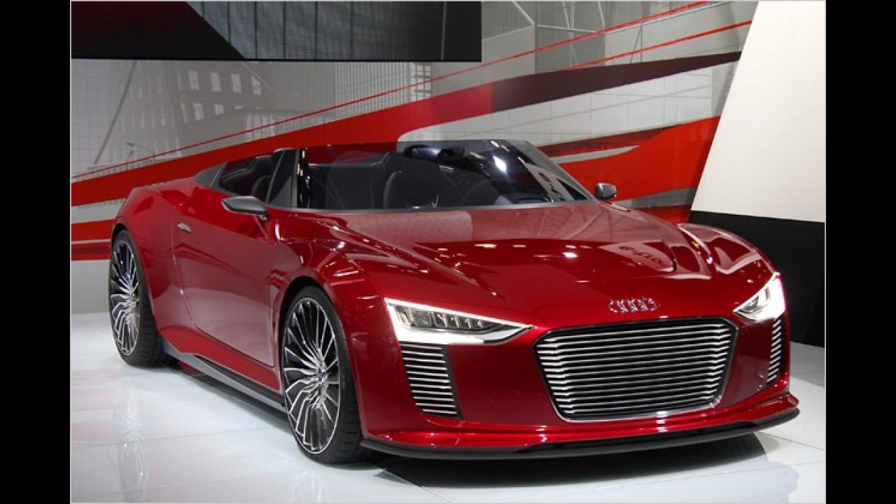 Audi Spyder e-tron