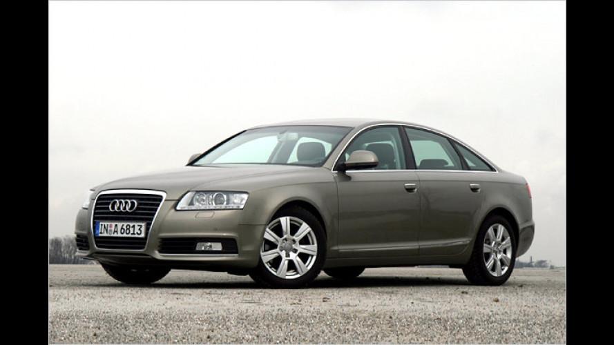 Teurer Sparer: Der Audi A6 2.0 TDI e im Test