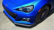 2015 Subaru BRZ Series.Blue