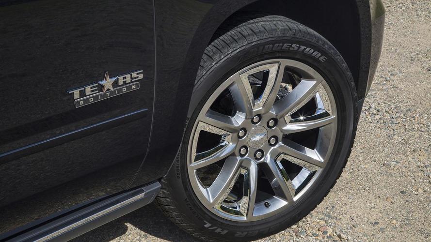 Chevrolet Tahoe & Suburban Texas Editions unveiled