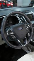 Ford Edge (Euro-spec) live in Paris