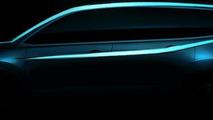 2016 Honda Pilot teaser