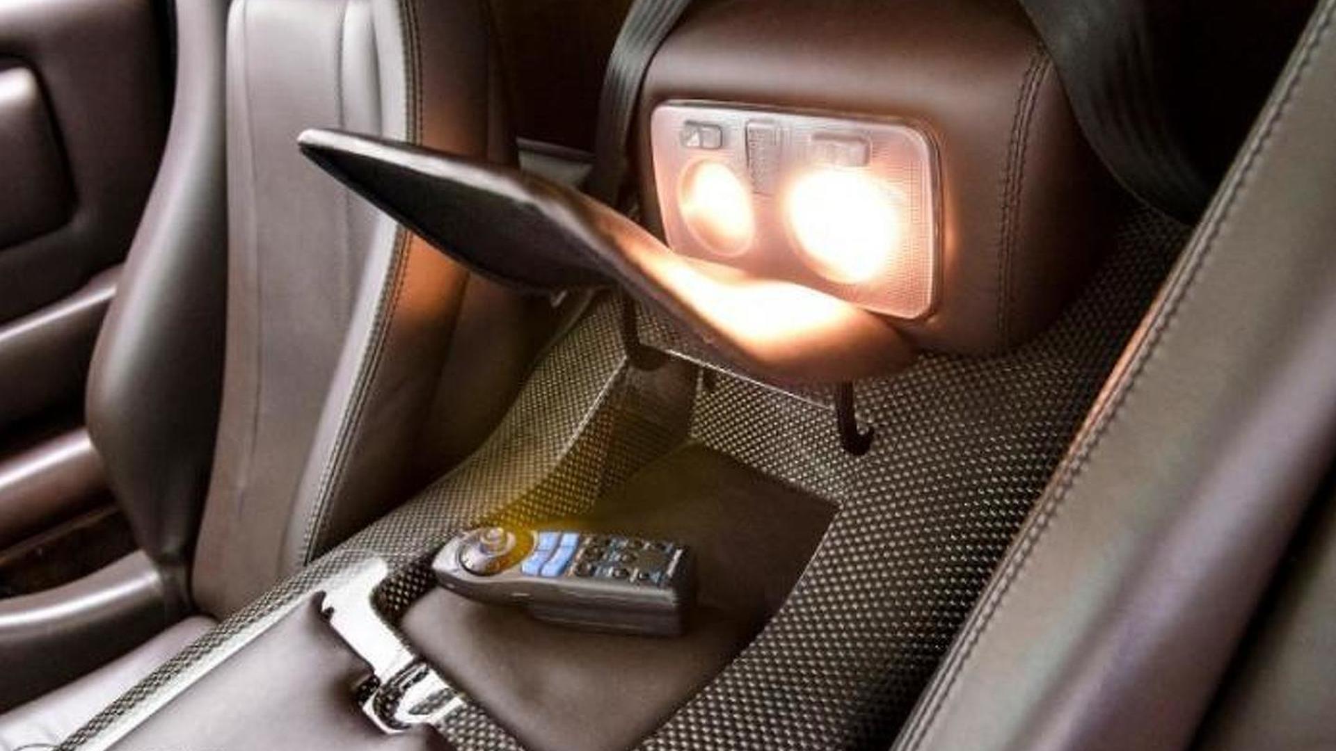Кожаный подлокотник Lamborghini Diablo 6.0 SE