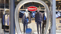 Bugatti lifestyle boutique in London