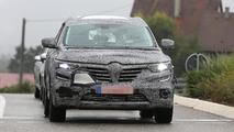 Renault Koleos / Renault X-Trail spy photo