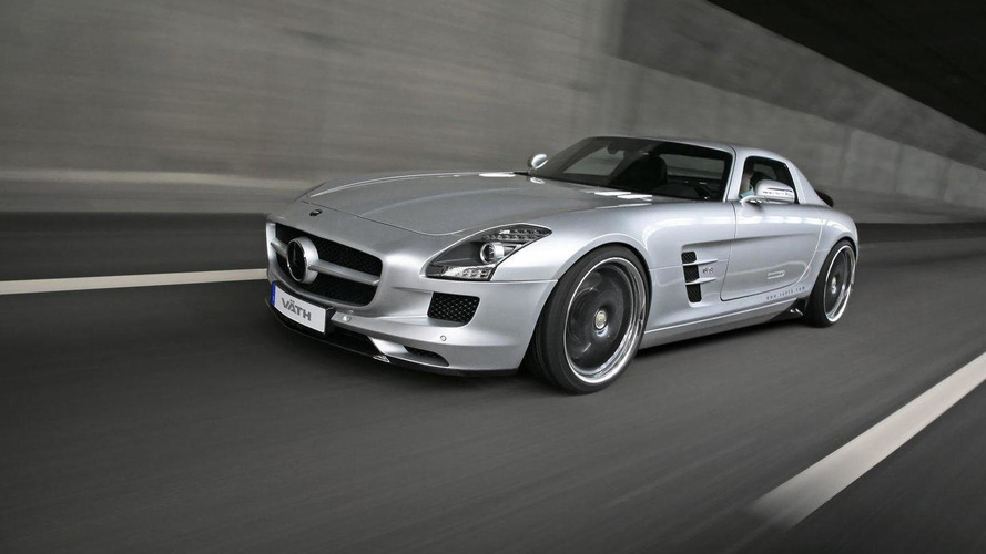Mercedes-Benz SLS AMG by VÄTH